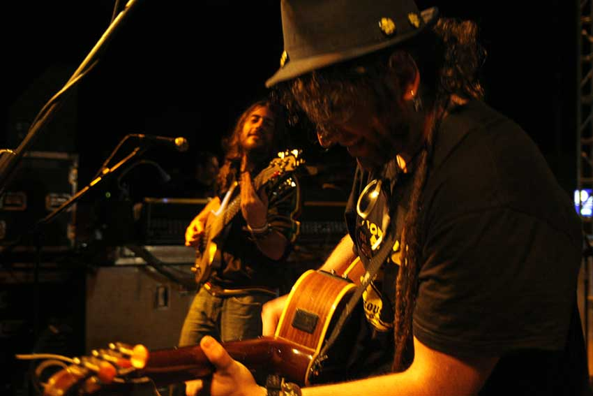💥El Sombrero del Abuelo (banda) en Rabolagartija 2022